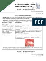 Manual de Procedimientos Anestesiologia