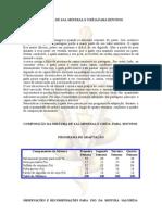 Trab. Nutrição i Mistura de Sal Mineral e Uréia Para Bovinos