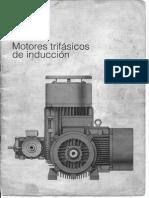 Motores Trifásico de Inducción
