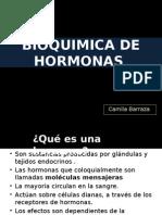Bioquimica de Hormonas