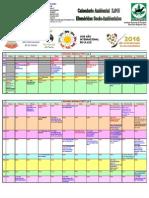 Calendario de Efemérides Socio-Ambientales 2015