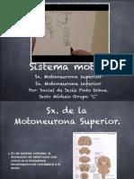 Sindrome de la Motoneurona