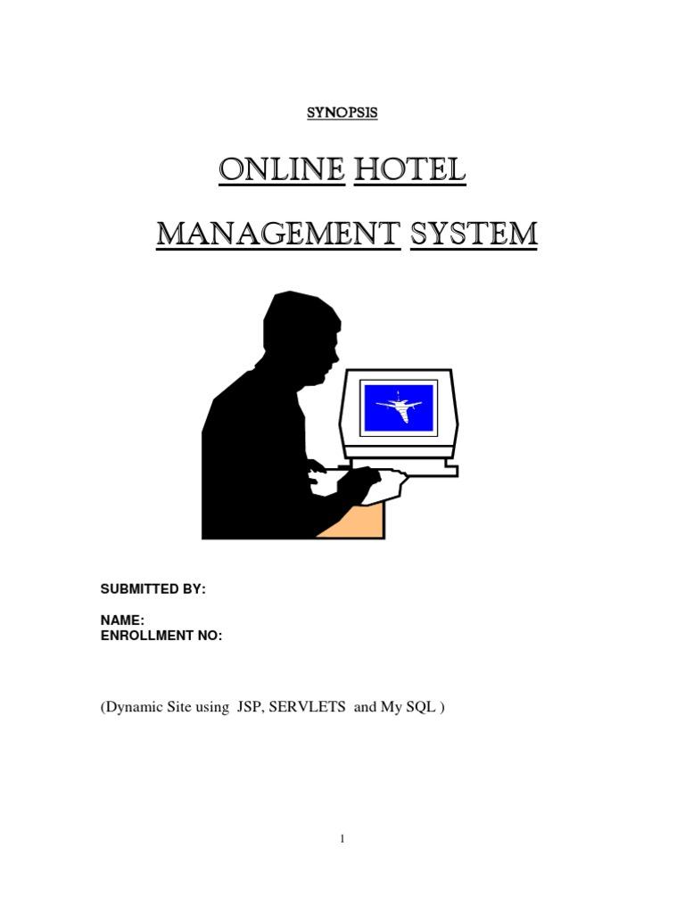 essay hotel management
