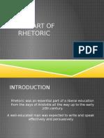 PPT_The Art of Rhetoric_Short Introduction