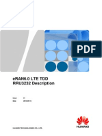 Eran6.0 Lte Tdd Rru3232 Description
