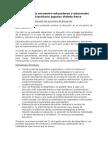 propuesta metodológica Preu Popular Violeta Parra