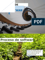 Proceso s Dedes Arrollo de Software