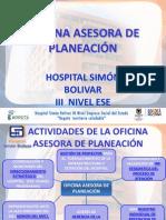 Rendicion de Cuentas 2014 Planeacion