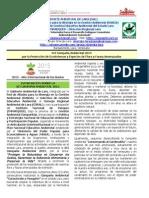 Información sobre la XII Campaña Ambiental 2015