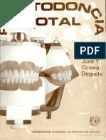 Prostodoncia Total Jose Ozawa Deguchi 5ªed