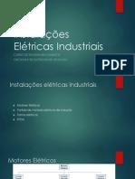 Instalações Elétricas Industriais - Aula 29-05-2015