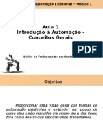 Aula 1 - Introdução à Automação Industrial