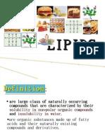Lipids Ppt