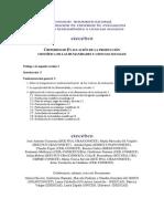 CIECEHCS - Documento Sobre Criterios de Evaluación en HCS