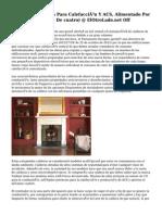 Caldera Eléctrica Para Calefacción Y ACS, Alimentado Por Fotovoltáicas?? (1 De cuatro) @ ElOtroLado.net Off