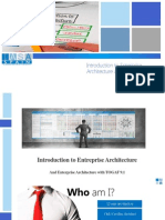 Introduction to Enterprise Architecture and TOGAF 9.1.pdf