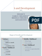 Growth and Development 11