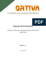 Manual de Protocolos Videos