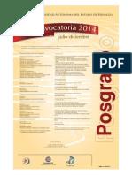 convocatoriaPosgrado2014-