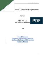 Internet Lease Agreement KRD