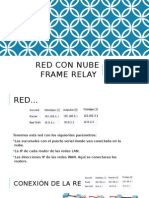Red Con Nube Frame Relay