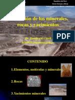 Formación de Los Minerales%2c Rocas y Yacimientos