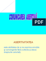 asertivitate