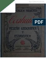 Historia Coahuila
