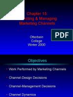 CHAP 15 (Desgining & Managing Value Nws)
