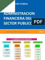 Administración Financiera en el Sector Público