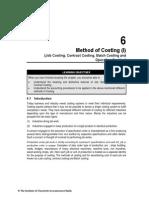 Method of Costing