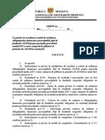 Ordin Scutiri Pentru Perioada Precedentă Anului 2015-1