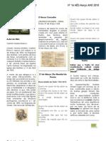 Boletim Informativo Março 2010