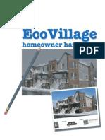 Ecovillage Homeowner Handbook
