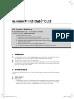 Nephropathies diabétiques
