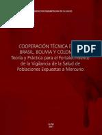 COntaminacion de  Mercurio en Bolivia