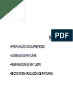 Modulo 3 - Preparacion de Superficies y Pinturas (Aplicacion)