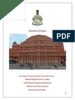Jaipur Climate