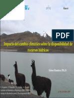 Presentacion Info Glaciares Edson Ramirez