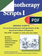 Hypnotherapy Scripts Vol 1 - Rene fghfga. Bastarache