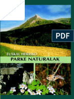 Parke naturalak
