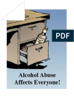 Alcohol in the Desk