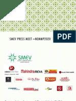 SMEV Press Conference 22 July 2014