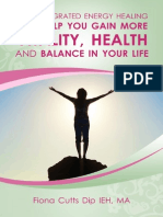Fiona Cutts Energy Healing Book