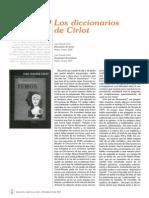 Los Diccionarios de Cirlot - Victoria Cirlot