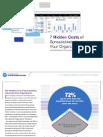 7 Hidden Cost of Spreadsheet