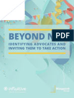 Beyond NPS- Identifying Advocates and Inviting Them to Take Action
