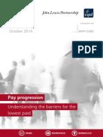 Pay Progression