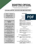 Tercer Suplemento No 147 Del 19-12-2013
