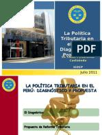 Politica Tributaria en El Peru